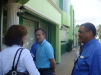 Visit to Maimón Credit Union