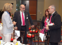 Networking Breakfast at GAC