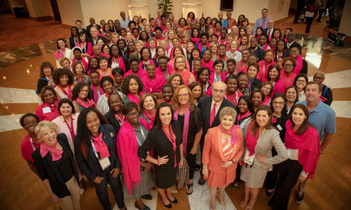 Global Women's Leadership Network (GWLN)