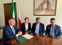 WOCCU Signs Cooperation Agreement for Credit Union Development with Members from Brazil, Poland