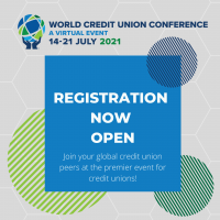 Registration Open for 2021 World Credit Union Conference