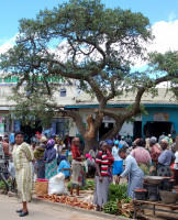 2010_1_6_Marketplace in Tala, Kenya