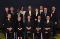 2014-2015 World Council Board of Directors