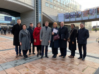 ENCU at the European Parliament