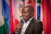 WOCCU Board Director and KUSCCO CEO George Ototo