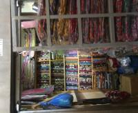 Fatoumata's tailor shop in Ouagadougou
